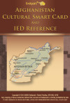 Afghanistan Cultural Smart Card & IED Reference