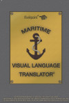 Maritime Visual Language Translator [Apple Version]