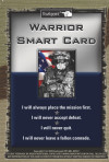Warrior Smart Card [Apple Version]