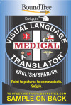 BoundTree English/Spanish Medical Visual Language Translator
