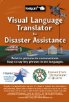 Visual Language Translator for Disaster Assistance – Hawaii