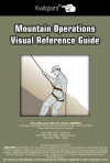 Mountain Operations Visual Reference Guide