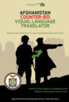 Afghanistan Counter-IED Visual Language Translator