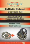 SKYDEX Balistic Helmet Visual User Guide