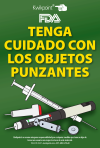 Be Smart With Sharps Brochure – Spanish