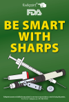 Be Smart With Sharps Brochure