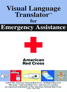 American Red Cross Emergency Assistance Visual Language